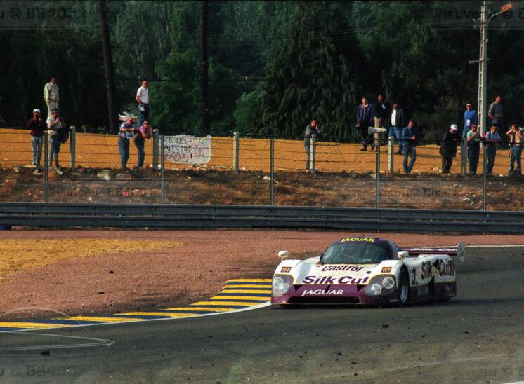 Victoire de la Peugeot 905 n°1 dans la morosité de 1992